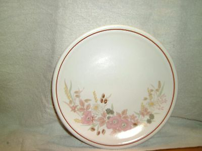 BOOTS HEDGE ROSE Side PLATE 19cms
