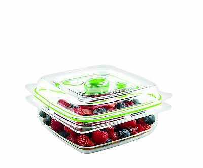 Foodsaver FFC003X Fresh Container 0.7 Litre Clear