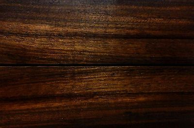 Queensland Black Walnut Wood Knife Scales (Bookmatched)