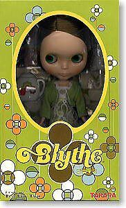 Takara Tomy 12'' Neo Blythe Doll Ebl-8 Tea for Two First Edition