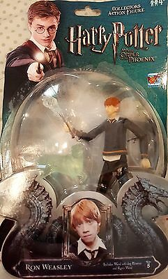 New PopCo Harry Potter Order of the Phoenix Ron Weasley Action Figure Boxed MIB