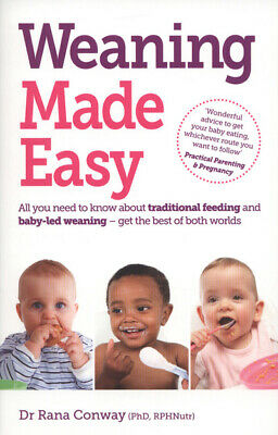 Weaning made easy: all you need to know about spoon-feeding and baby-led