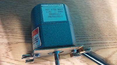 MSI replacement ELECTRIC MOTOR 61610894 115V 60HZ  VENDING SODA  TESTED #1194