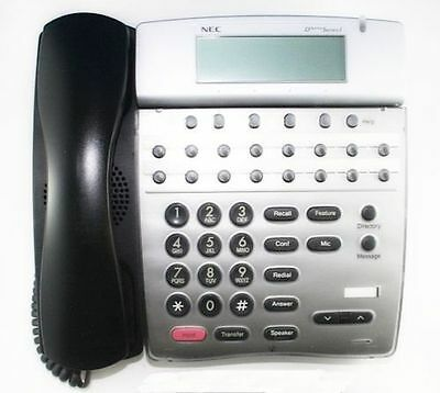NEC Phone Handset DTR-16D-1A;FREE POSTAGE