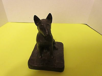 BULL TERRIER  VINTAGE MODEL VALENDALE BOURTON,NR.RUGBY Limited Edition #5/50