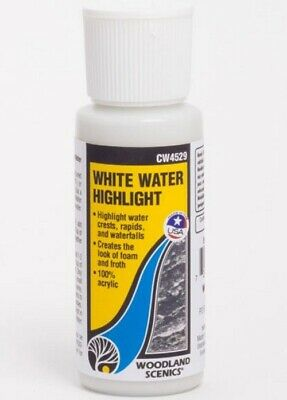 Woodland Scenics CW4529 White Water Highlight