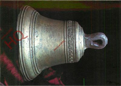 Postcard: MARY ROSE EXHIBITION, SMALL BRONZE WATCH BELL