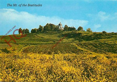 Postcard: The Mount of The Beatitudes