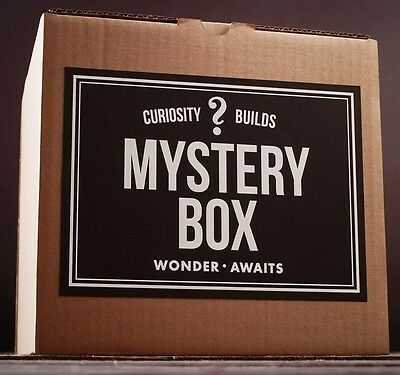 mysterious Mystery box or satchel = lucky dip - try your luck