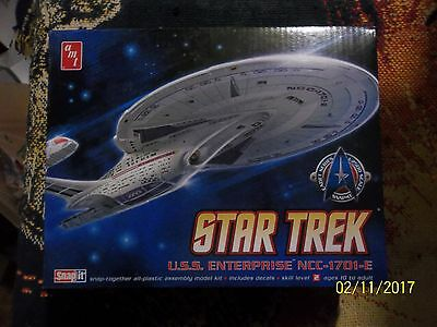 AMT-Round 2 #663 Star Trek U.S.S. Enterprise NCC-1701E