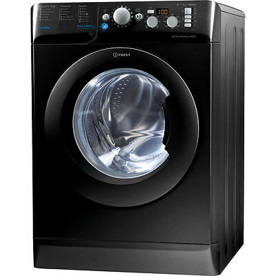 Indesit BWD71453KUK Innex A+++ 7Kg 1400 Spin Washing Machine Black New from AO