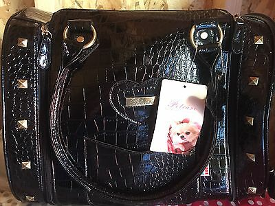 Whole sale lot of 3 dog carriers