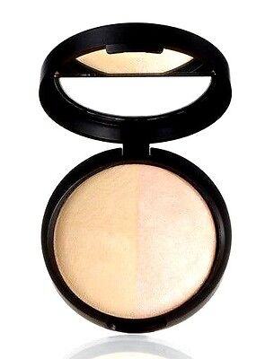 LAURA GELLER Baked Highlighter Duo - French Vanilla/Golden Rose