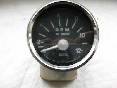 Vintage Smiths rev-counter 4:1 Ducati