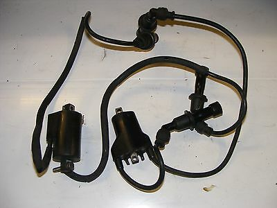 Suzuki Gsf400 Gsf 400 Bandit Ignition Coils And Leads