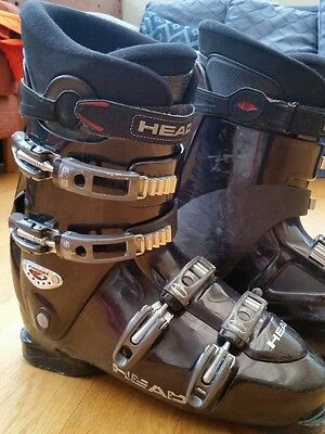 mens Head ski boots size 12-collection only TN27