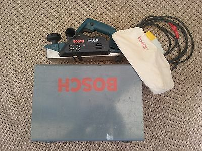 110v Bosch pro. power planer ( collection only ! )