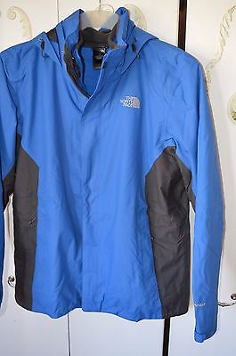 The North Face Men's TriClimate 3 in 1 Waterproof Hyvent Coat Jacket Size Large