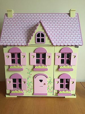 ELC Dolls House, Furniture and Family