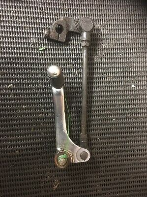 Kawasaki GPZ 500 S * GEAR LEVER & SELECTOR LINKAGE * 1989 * EX500 * FREE POST