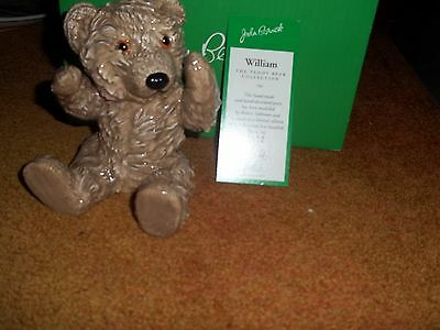 BESWICK william THE TEDDY BEAR COLLECTION