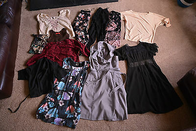 ladies clothes bundle size 10