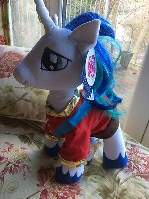Build A Bear My Little Pony Shining Armour With Jacket, NEW WITH TAGS
