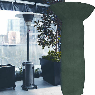Garland Premium Patio Heater Cover - Heavy Duty Polyester Green W3332