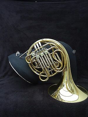 Holton H180 Double  French Horn + Case And Mouthpiece Wonderful Condition