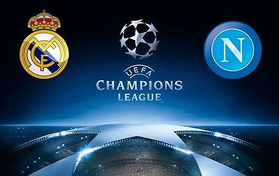 real madrid v napoli 15 feb 2017 champions league press kit