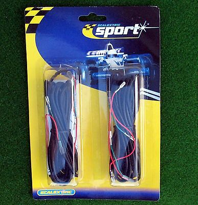 SCALEXTRIC Sport Track Power Booster Cables ~ Genuine Scalextric C8248 ~ NEW