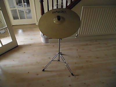 """Paiste 101 20"""" Ride Cymbal and Stand"""