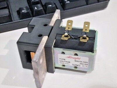 Sw205-1001 Contactor From Curtis/albright 30V New/unused/mfg Pack
