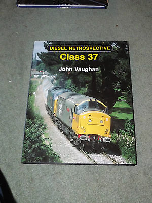Diesel Retrospective Class 37 Loco Book Locomotive