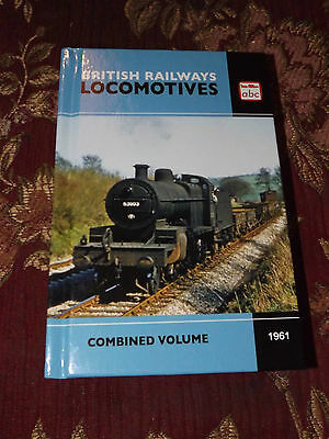 Ian Allan ABC Locomotives Combined Volume 1961 Reprint Steam Locos MINT Book
