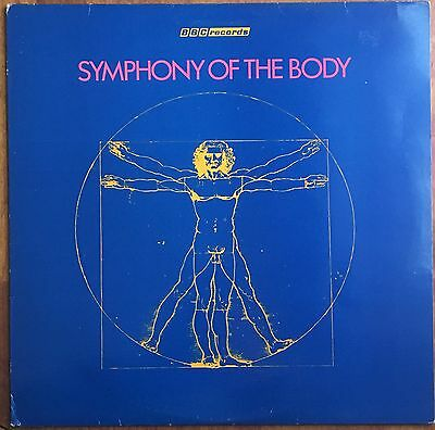 Symphony Of The Body LP BBC Experimental Science Uneasy Listening Rare