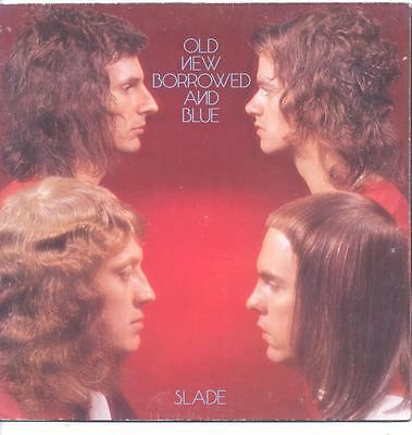 "Slade - Old, New, Borrowed And Blue - 12"" Vinyl Lp"