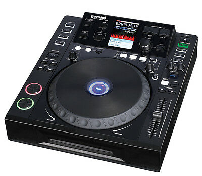 GEMINI CDJ-700 Desktop CD/MP3/USB-Player