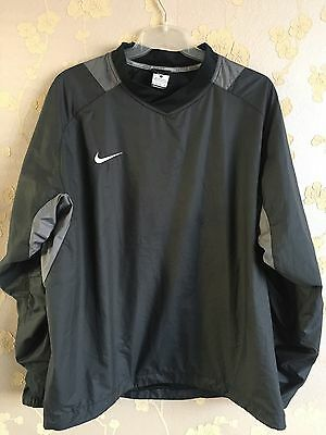 Nike Rugby Training Long Sleeve Top Size:L