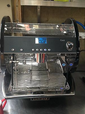 Expobar Carat 1 Group Espresso Coffee Machine