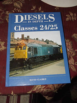 Diesels in Depth Class 24 25 Diesel Loco New Modellers Book Locomotive