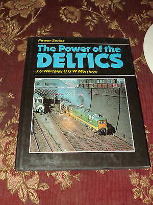 Power of the Deltics Class 55 Loco Book OPC Diesel Locomotive