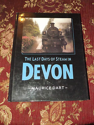 Last Days of Steam in Devon Railway Steam Loco Book