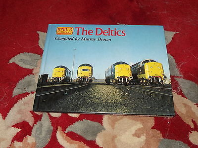 The Deltics Class 55 Diesel Loco Rail Colour Portfolio No 3 Book