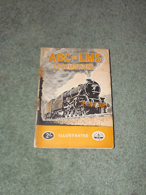 Ian Allan ABC LMS Locomotives Steam Locos Book June 1947