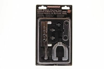 Powerbuilt® 940385 - ISO Bubble Flaring Tool Set