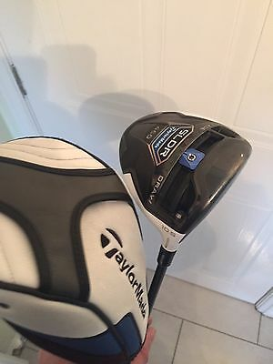 Taylormade Sldr 460 White Driver 10.5 Degree with Headcover