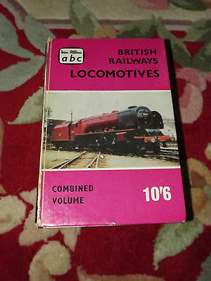 Ian Allan ABC Combined Volume 1959 Steam Diesel Book BR Loco Class 40 20 43 52