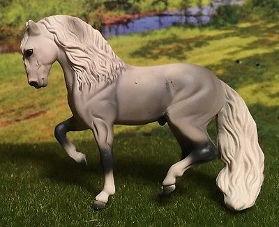 Breyer #5606 G2 Stablemate Andalusian Stallion Shaded Grey Retired 2002
