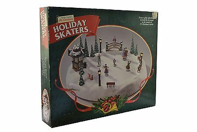 Mr Christmas 2000 Holiday Skaters 15 Songs - Complete in Box